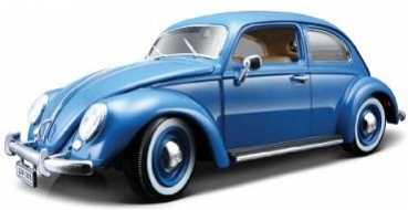 12029BL VW Käfer (1955) blue 1:18