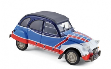 181498 Citroen 2CV 6 1976 - Basket 1:18