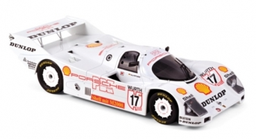 187412 Porsche 962 C Winner Supercup 1987 - H.-J.Stuck 1:18