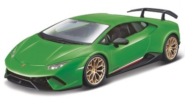 31391G  Lamborghini HURACAN PERFORMANTE Green  1:18