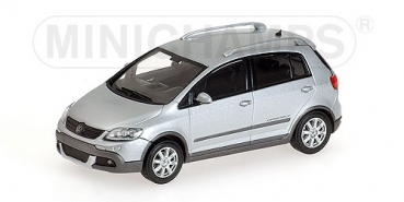 400054370 VOLKSWAGEN CROSS GOLF - 2006 - SILVER 1:43