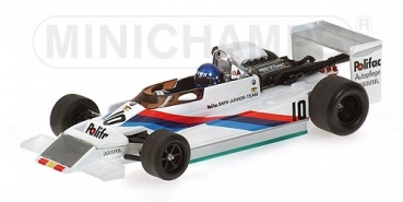 400790010 MARCH 792 BMW F2 - HANS-JOACHIM STUCK - 1979  1:43