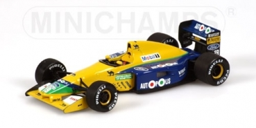 400910119 BENETTON FORD B191 M.SCHUMACHER ´91  1:43