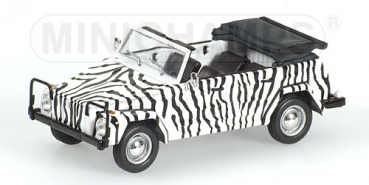 430050034 VOLKSWAGEN 181 - 1969 - WHITE/BLACK 1:43