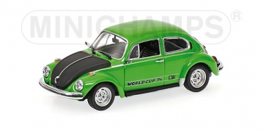 430055115 VOLKSWAGEN 1303 – WORLD CUP 1974 – 1974 – GREEN (CLIFFGRÜN) 1:43