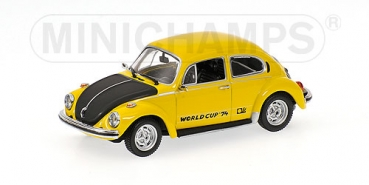 430055116 VOLKSWAGEN 1303 - WORLD CUP 1974 - 1974 - YELLOW (RALLYGELB) 1:43
