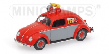 431051205 VOLKSWAGEN 1200 EXPORT - 1951 - SINALCO - WITH ENGINE 1:43
