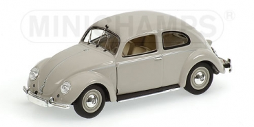 431051206 VOLKSWAGEN 1200 EXPORT - 1951 - GREY - WITH ENGINE 1:43