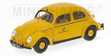 431051292 VOLKSWAGEN 1200 EXPORT - 1951 - DEUTSCHE BUNDESPOST 1:43