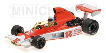 530761832 MCLAREN FORD M23 – JOCHEN MASS – SOUTH AFRICAN GP 1976  1:18