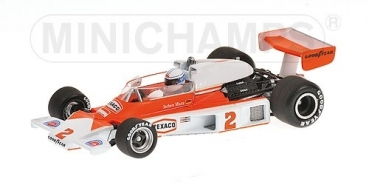 530774392 MCLAREN FORD M23 - JOCHEN MASS - US GP 1977 - WITH ENGINE  1:43