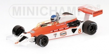 530784308 MCLAREN FORD M26 - PATRICK TAMBAY - 1978 - WITH ENGINE  1:43