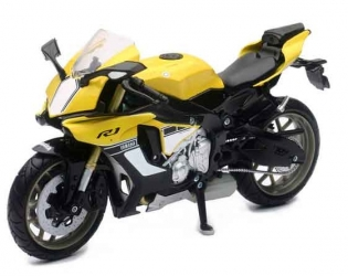 57803Y Yamaha YZF-1 2015 Yellow	 1:12