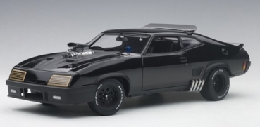 72775 FORD XB FALCON TUNED VERSION BLACK INTERCEPTOR 1:18