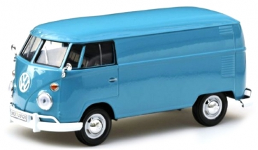 79342B VW T1 Transpoprter blue 1:24