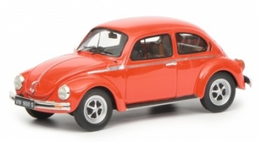 9039 VW Käfer 1600-S Super Bug, rot 1:43