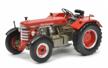 9043 Hürlimann D 200 S, red 1:32