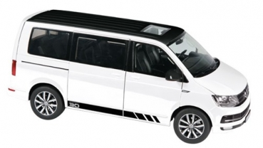 9542/40	Volkswagen T6 EDITION 30 white 1:18