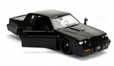99539 Dom's 1987 Buick Grand National Fast and Furious black 1:24