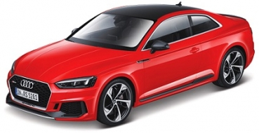 21090R Audi RS 5 COUPE 2019 RED 1:24