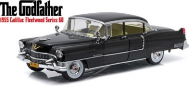 12949 The Godfather (1972) - 1955 Cadillac Fleetwood Series 60 Special 1:18
