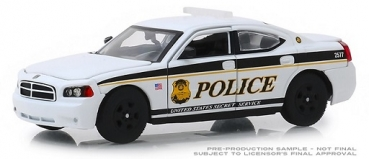 86171  2006 Dodge Charger - United States Secret Service Police 1:43