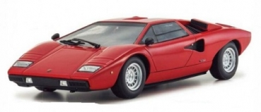 9531R LAMBORGHINI COUNTACH LP400 1974 Red 1:18