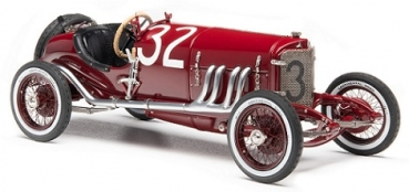 M187 Mercedes-Benz Targa Florio, 1924, red #32 Christian Lautenschlager / Wilhelm Traub 2nd place, Limited Edition 600 pcs. 1:18