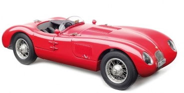 M193 Jaguar C-Type XKC023 red 1:18