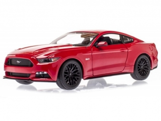 31197R FORD MUSTANG GT 2015 red 1:18