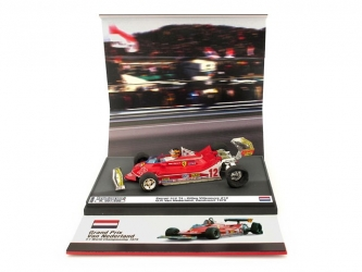 AS59B FERRARI 312 T4 GP OLANDA 1979 1:43