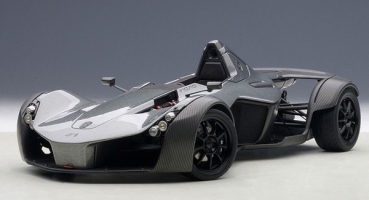 18113 BAC MONO (GUNMETAL GREY) 2011 1:18
