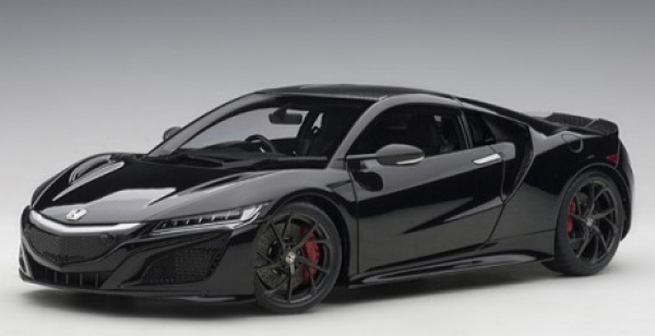 73232 HONDA NSX (NC1) 2016 (BERLINA BLACK) 1:18