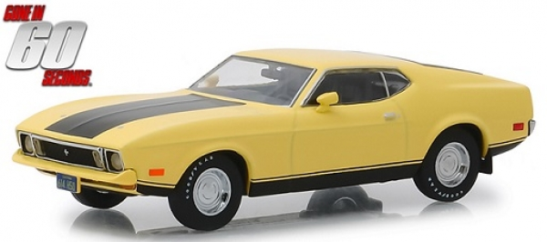 "86412 Gone in Sixty Seconds (1974) - 1973 Ford Mustang Mach 1 ""Eleanor""	1:43"