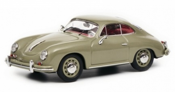 2602 Porsche 356 A Coupe, grey 1:43