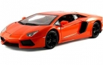 11033O Lamborghini Aventador LP700-4 orange 1:18