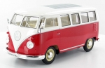 22095R VW T1 Bus 1962 red/white 1:24