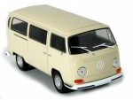 22472CR VW T2 Bus 1972 creme 1:24