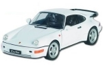 24023W Porsche 911 (964) Turbo white 1:24