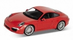 24040R PORSCHE 911 (991) CARRERA S 2013 RED 1:24