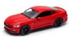 24062R Ford Mustang GT 2015 red 1:24