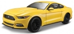 31197Y FORD MUSTANG GT 2015 yellow 1:18