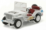 86308 Willys Jeep United Nation 1:43