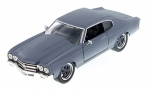 97835 Doms Chevrolet Chevelle 1970 Fast and Furious, Primer Grey 1:24