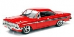 98426  Doms Chevrolet Impala Fast 8, red 1:24