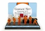 GS05 GARAGE SET SCUDERIA JWA-GULF 1970/1971 1:43