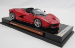 M5905 Ferrari LaFerrari Aperta Red 1:18