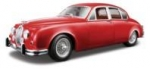 12009R Jaguar Mark II (1959) red 1:18