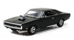 19027 1970 Dodge Charger The Fast and the Furious (2001) 1:18