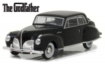 86507 1941 Lincoln Continental The Godfather (1972) 1:43